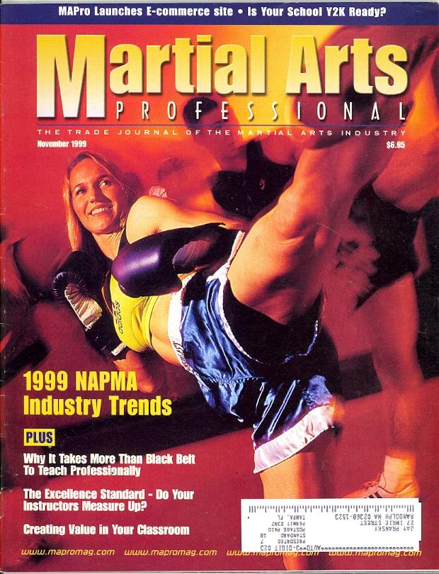 11/99 Martial Arts Professional