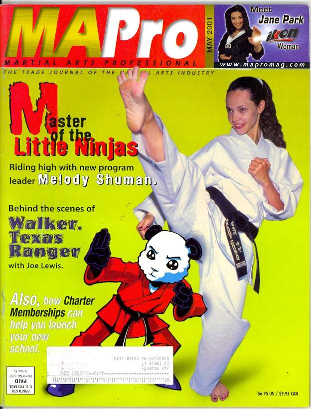 05/01 Martial Arts Professional
