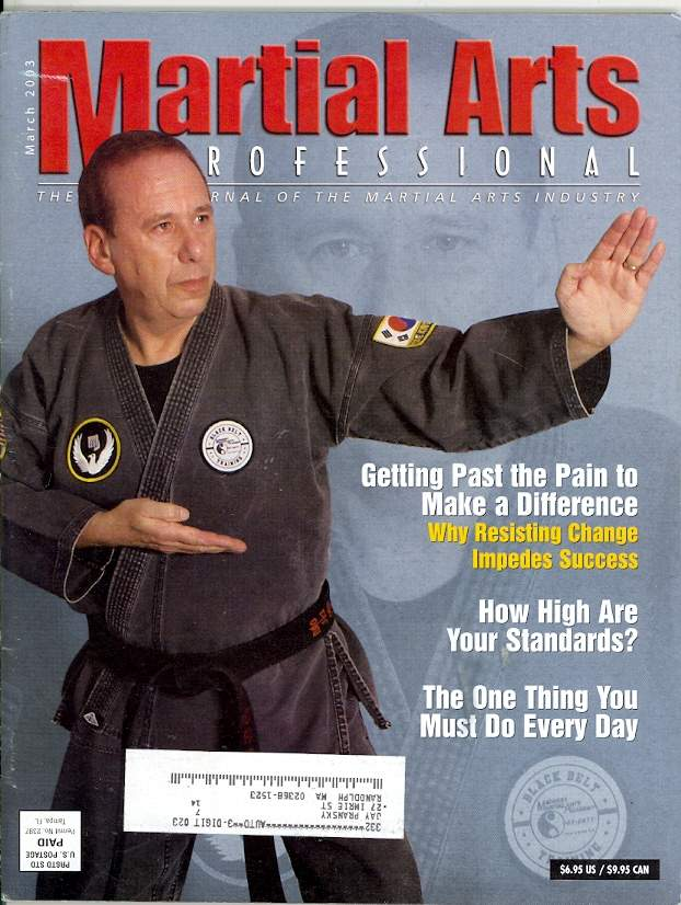 03/03 Martial Arts Professional