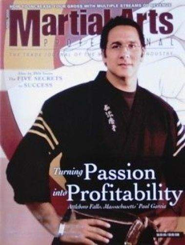 04/05 Martial Arts Professional