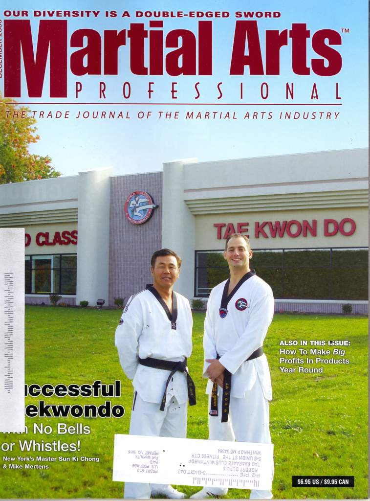 12/06 Martial Arts Professional