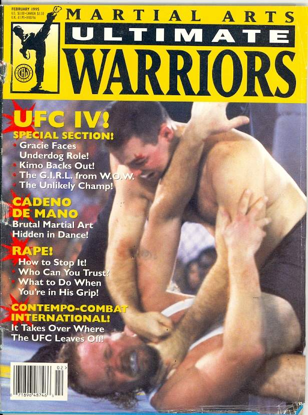02/95 Martial Arts Ultimate Warriors