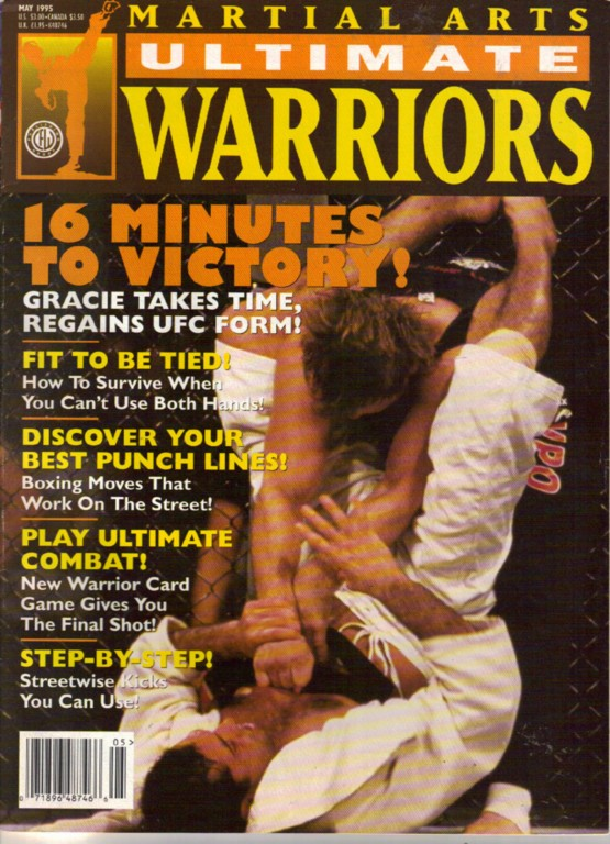 05/95 Martial Arts Ultimate Warriors
