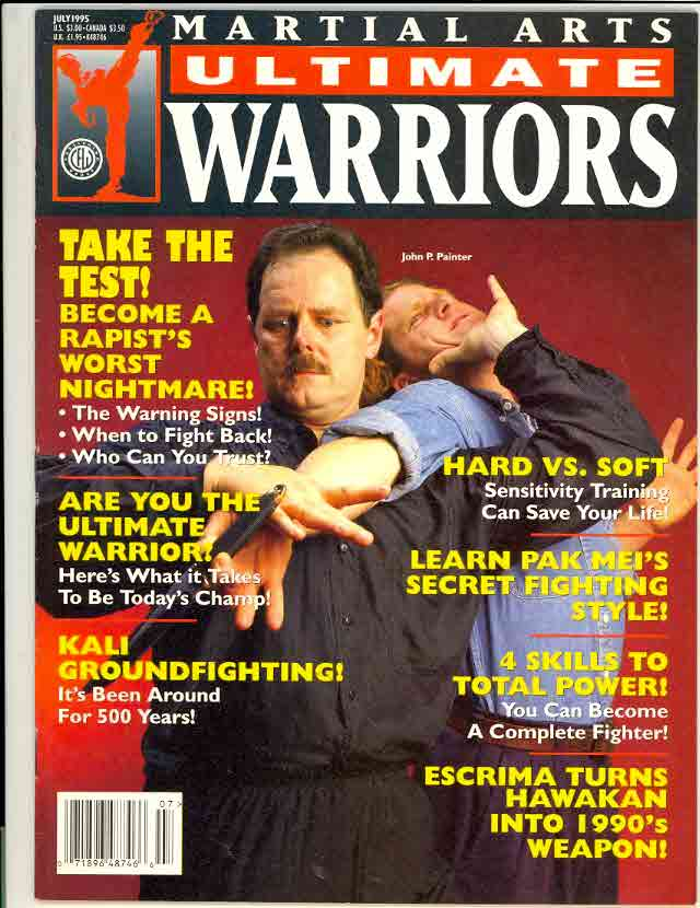 07/95 Martial Arts Ultimate Warriors