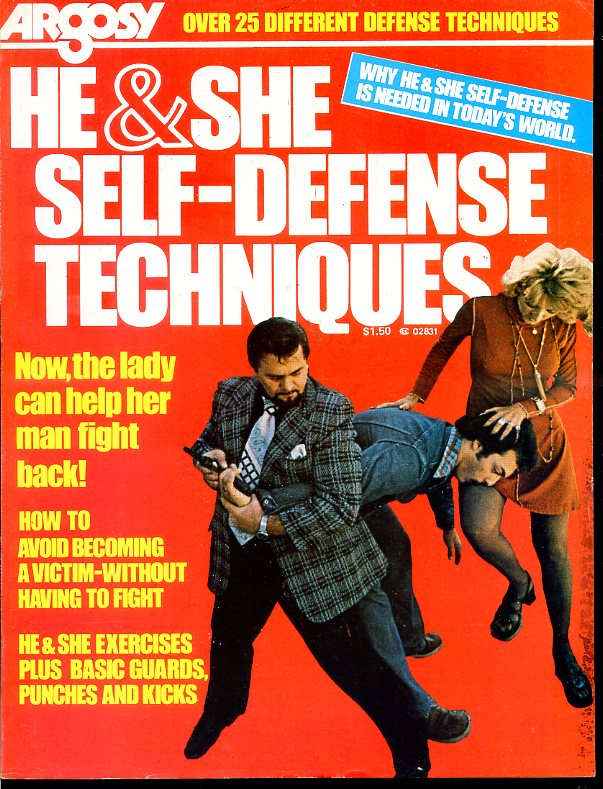 1975 Argosy He & She Self Defense Techniques