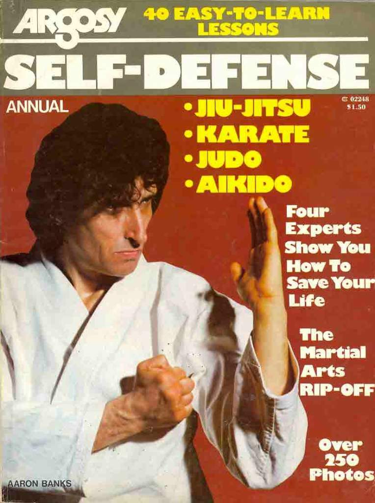 1975 Argosy Self Defense Annual