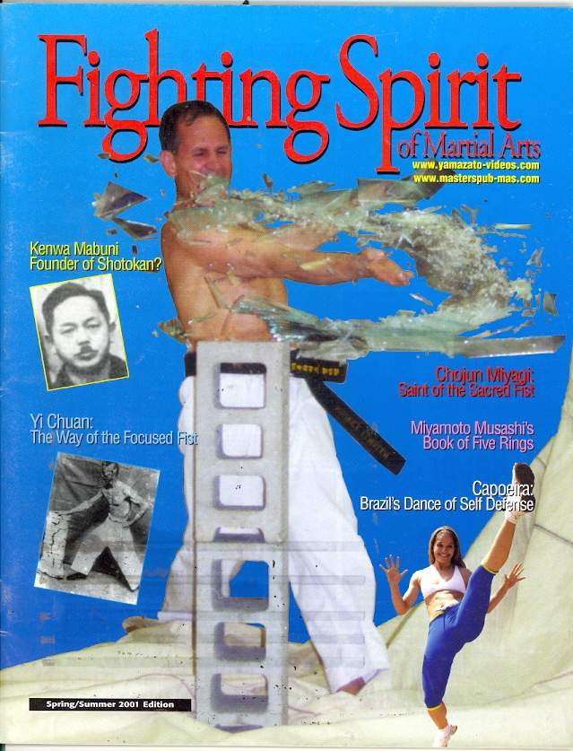 Spring 2001 Fighting Spirit of Martial Arts