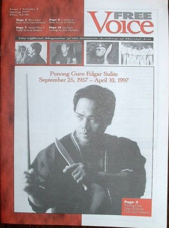 Spring 1997 Free Voice