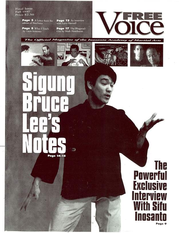 Fall 1997 Free Voice