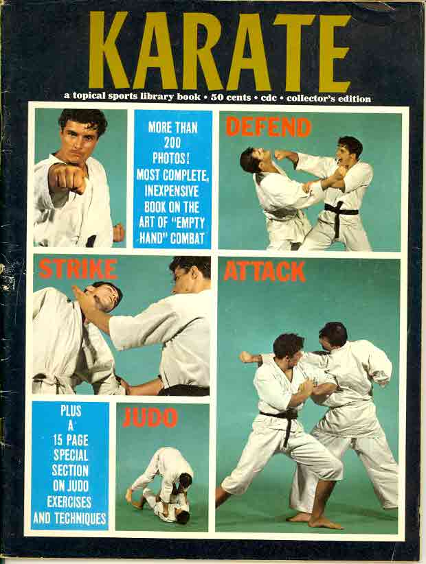 Fall 1965 Karate and Judo