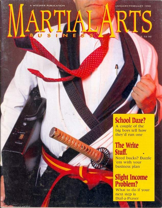 01/90 Martial Arts Business