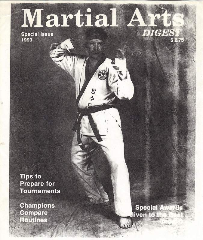 1993 Martial Arts Digest