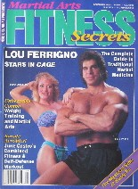 12/89 Martial Arts Fitness Secrets
