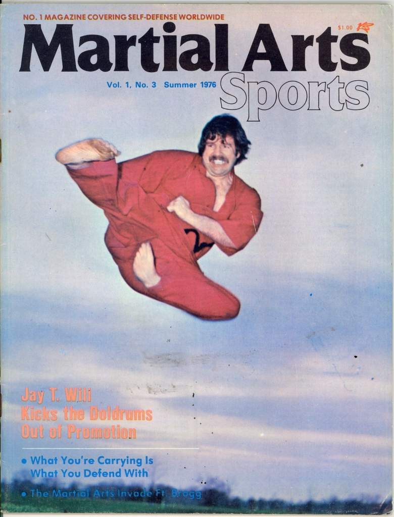 Summer 1976 Martial Arts Sports