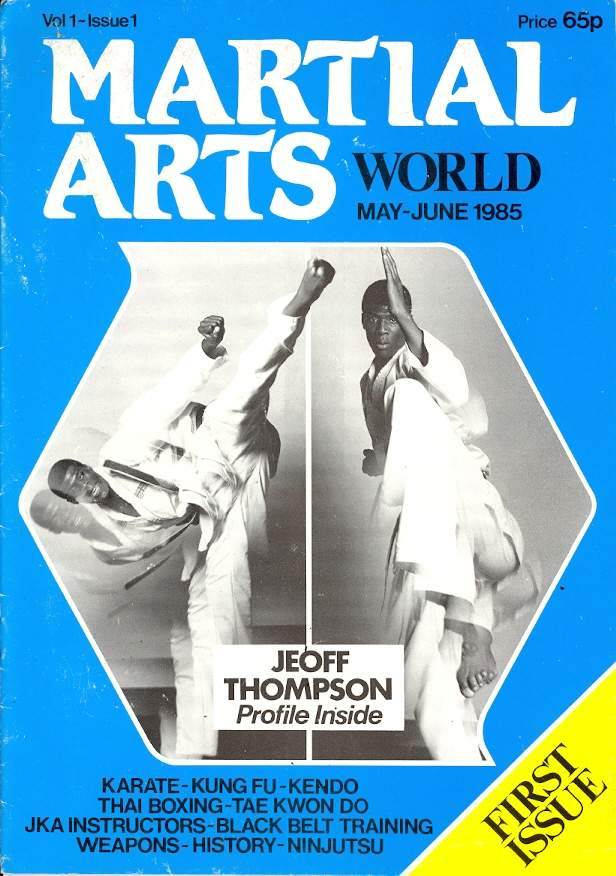05/85 Martial Arts World (UK)