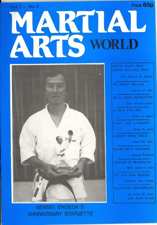 07/85 Martial Arts World (UK)