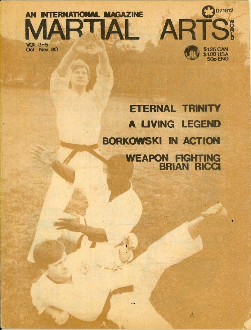 10/80 Martial Arts World