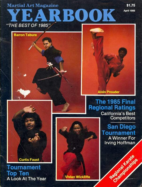 04/86 Martial Art Yearbook