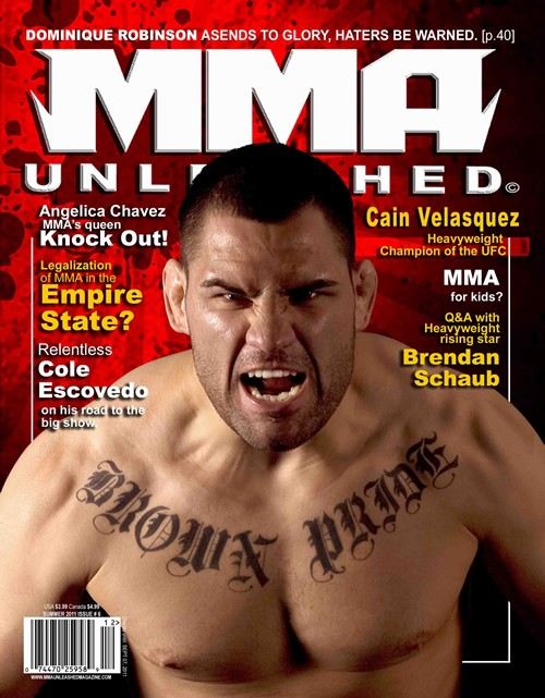 Summer 2011 MMA Unleashed