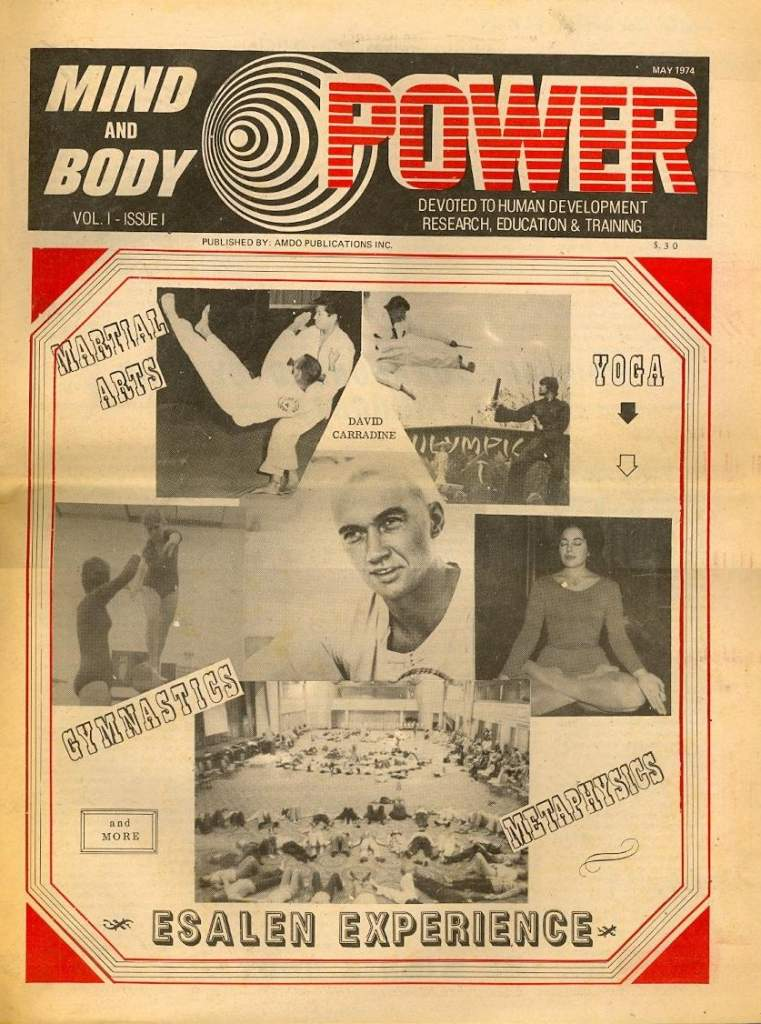 05/74 Mind and Body Newspaper