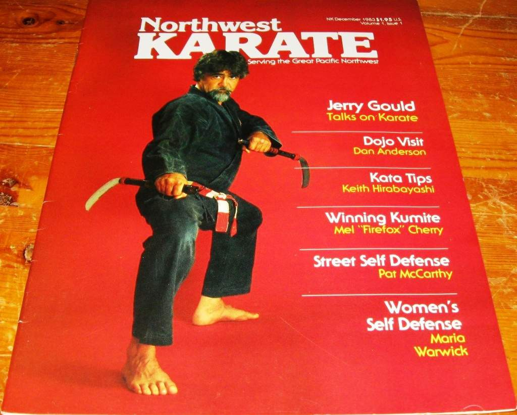 12/83 Northwest Karate