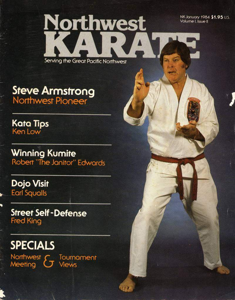 01/84 Northwest Karate