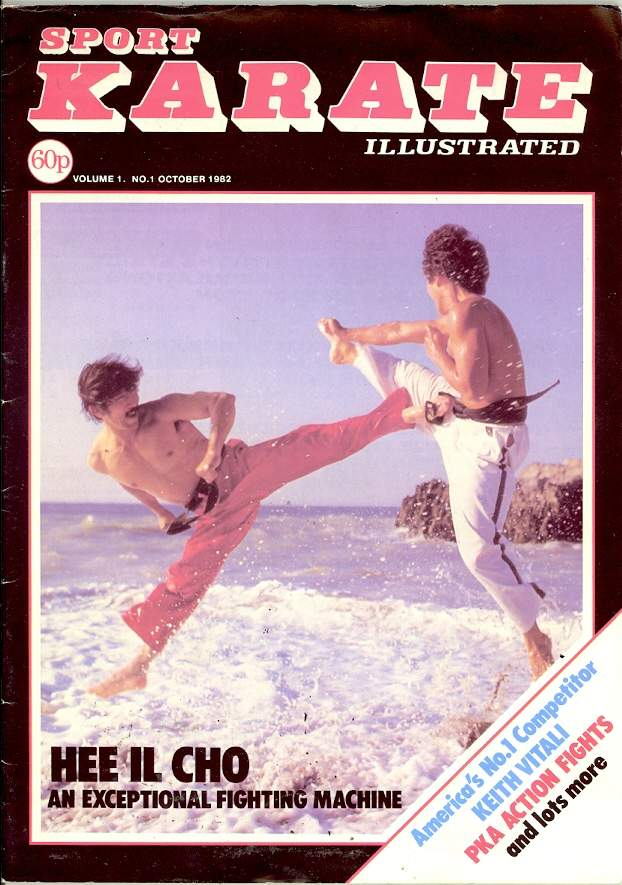 10/82 Sport Karate Illustrated