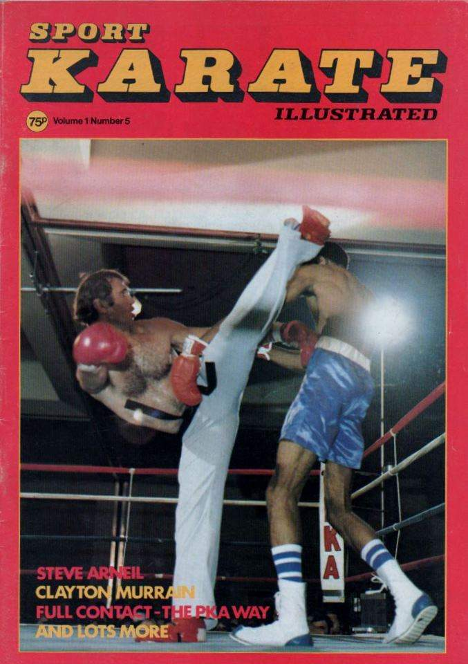 1983 Sport Karate Illustrated