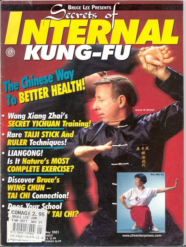 05/01 Secrets of Internal Kung Fu