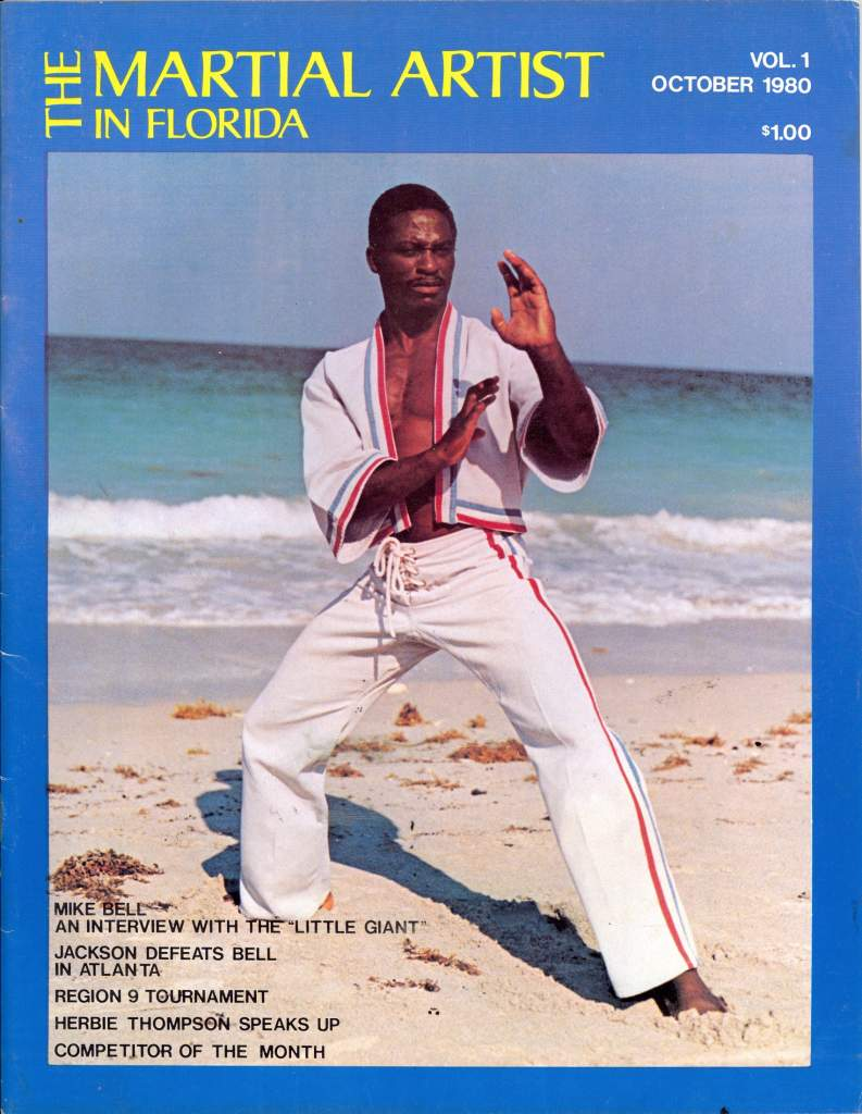 10/80 The Martial Artist in Florida