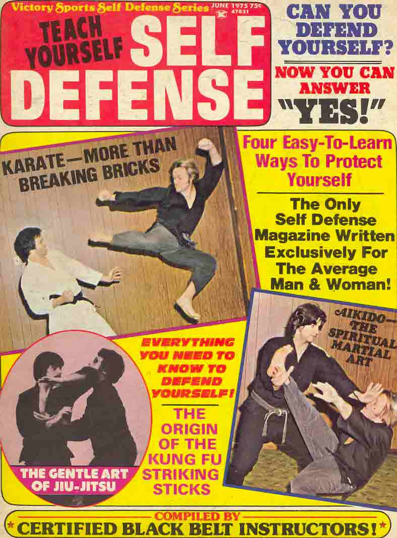 06/75 Teach Yourself Self Defense