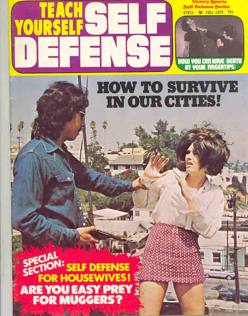 Fall 1975 Teach Yourself Self Defense