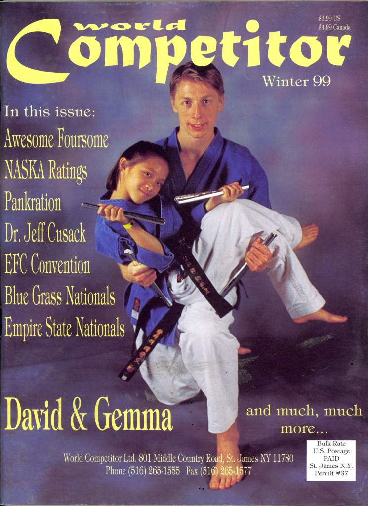 Winter 1999 World Competitor