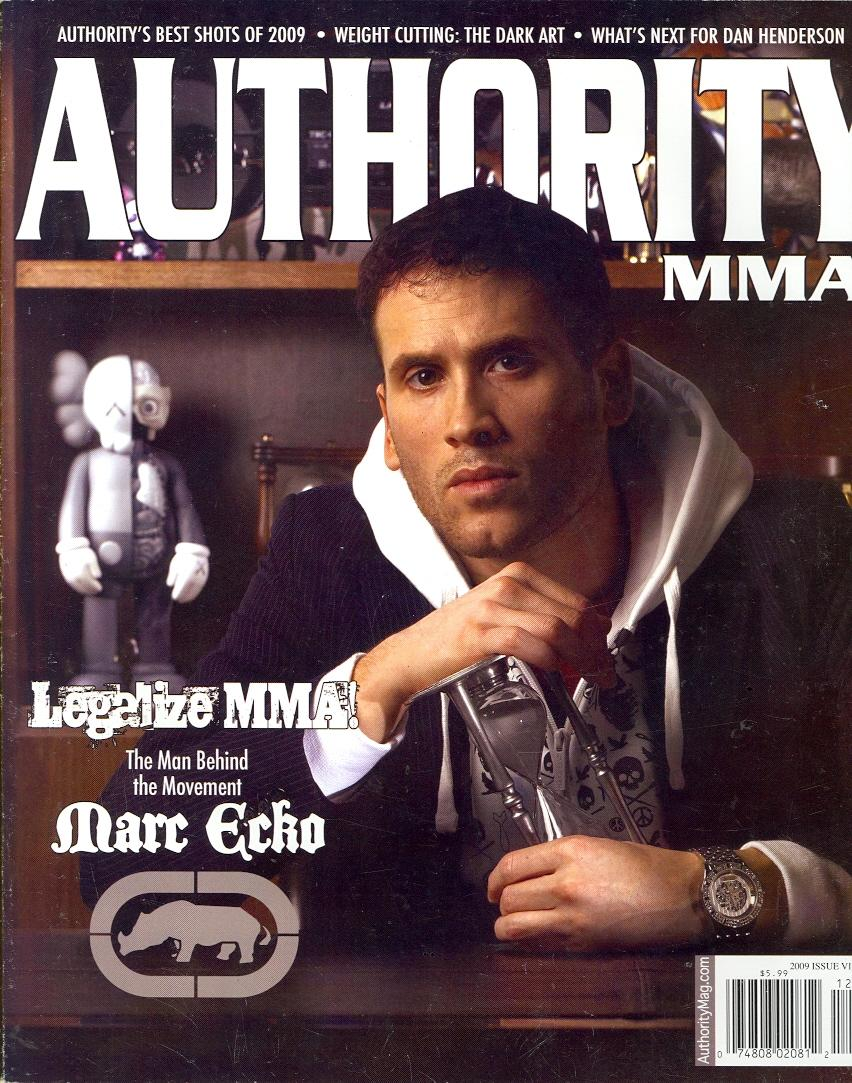 12/09 MMA Authority