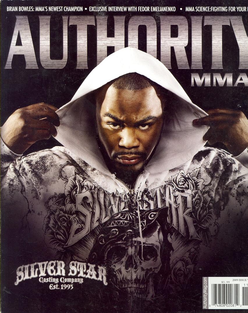2009 MMA Authority