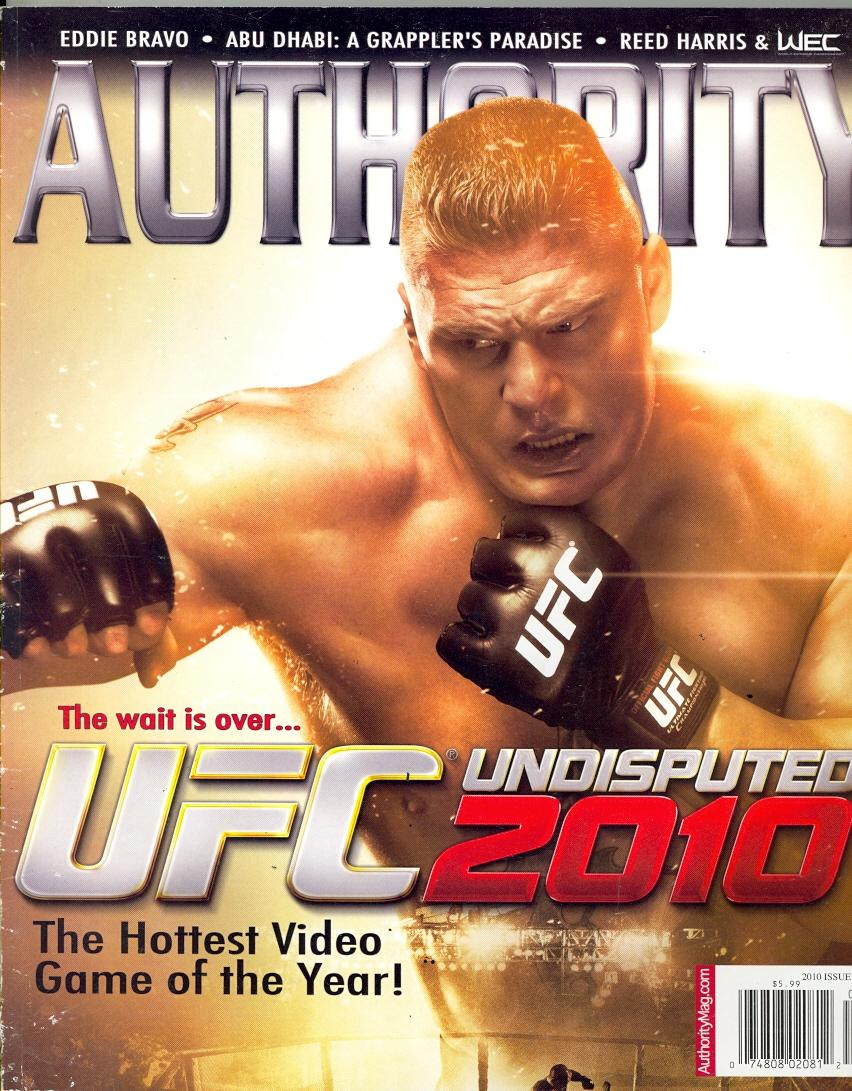 2010 MMA Authority