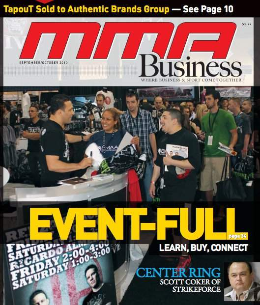 09/10 MMA Business