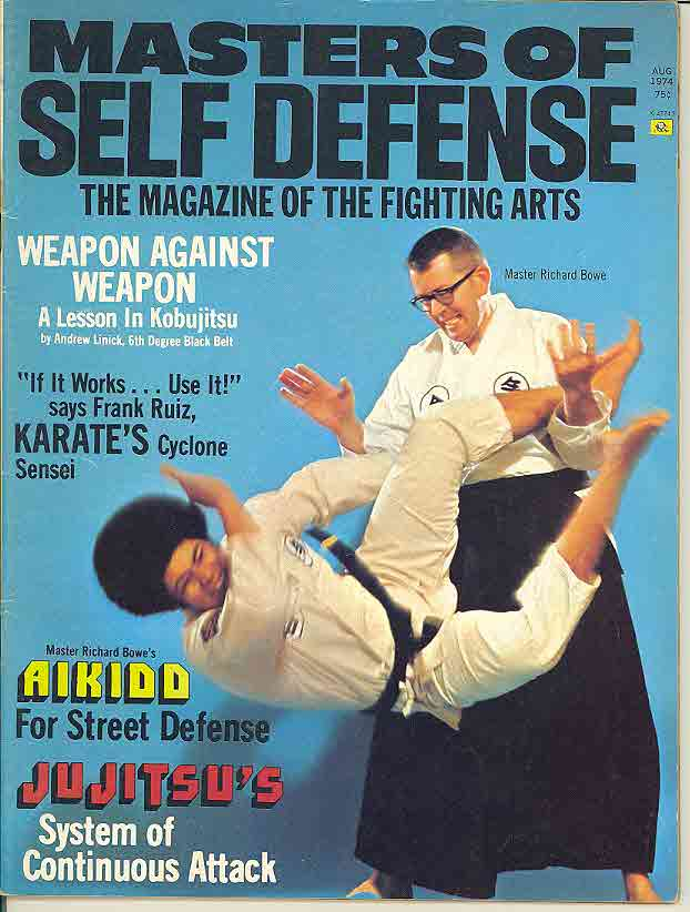 08/74 Masters of Self Defense