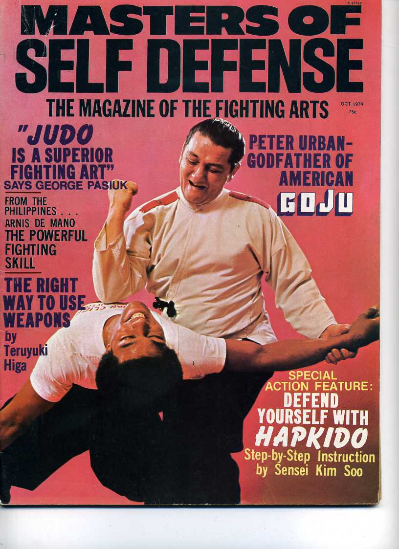 10/74 Masters of Self Defense
