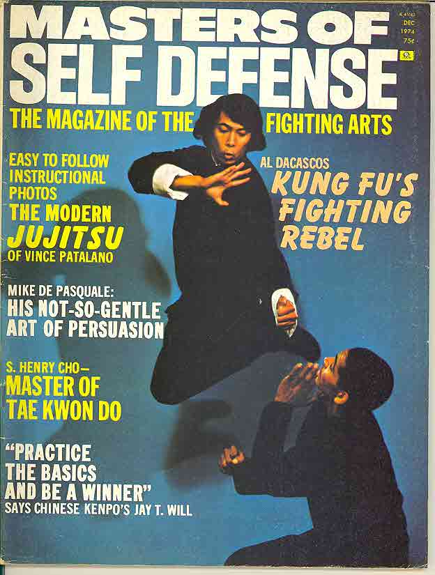 12/74 Masters of Self Defense