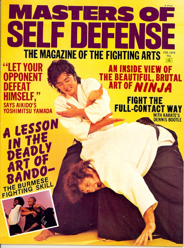 02/75 Masters of Self Defense