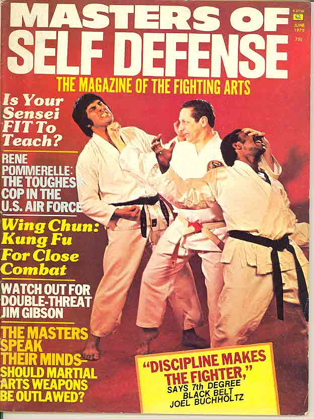 06/75 Masters of Self Defense