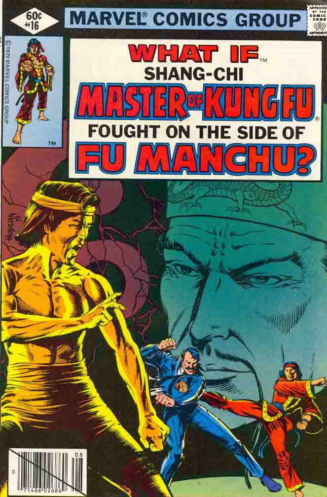 08/79 Master of Kung Fu What If