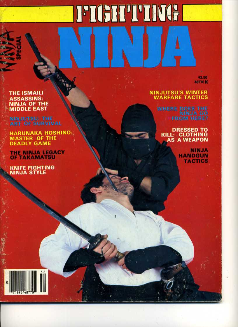 Summer 1985 Fighting Ninja