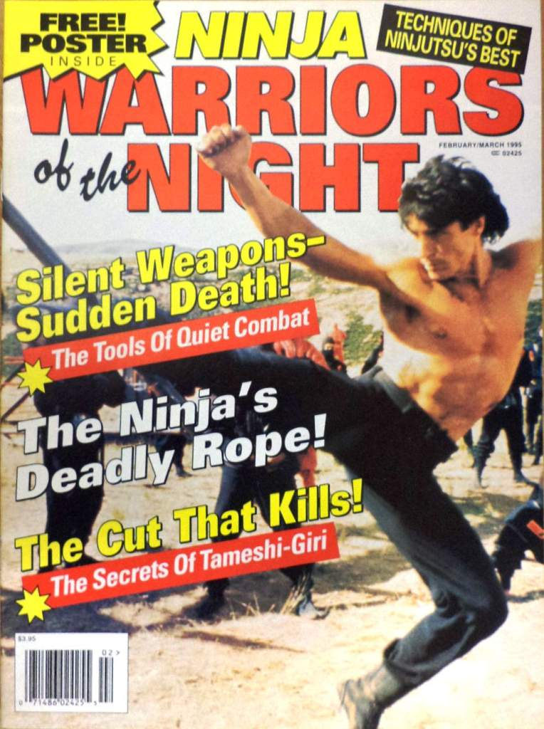 02/95 Ninja Warriors of the Night