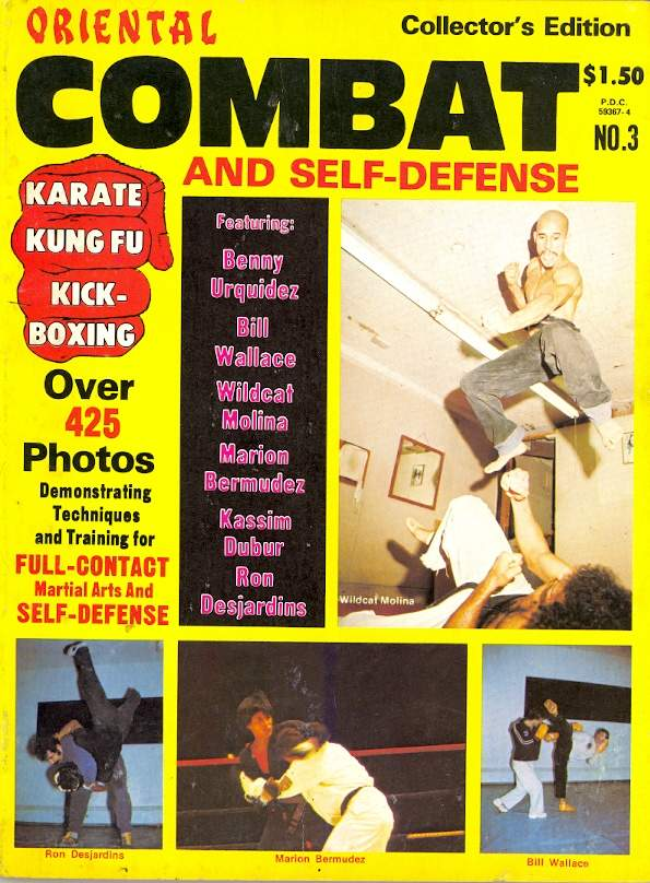 Oriental Combat and Self Defense