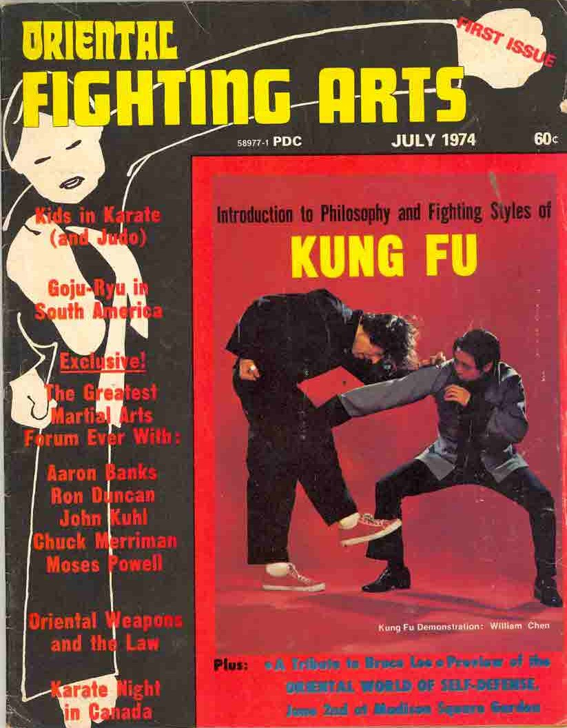 07/74 Oriental Fighting Arts