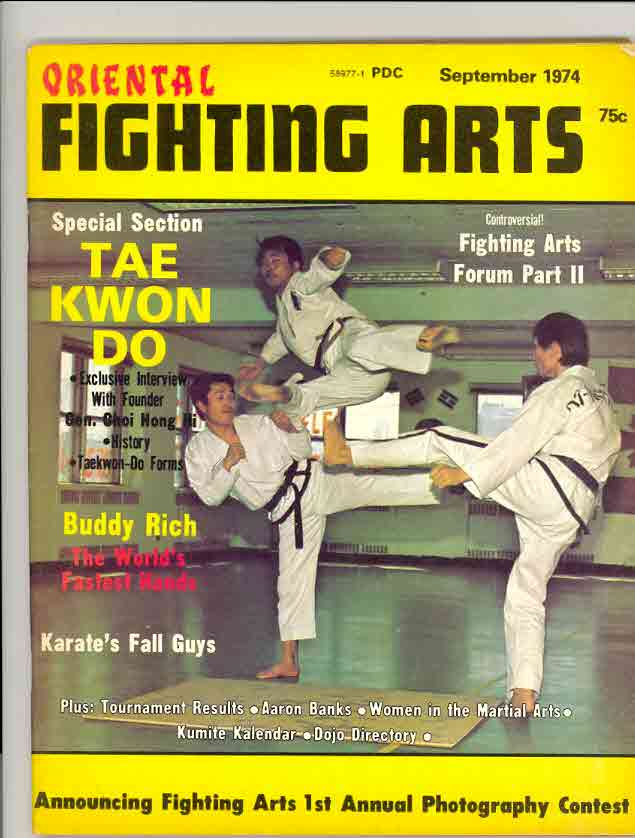 09/74 Oriental Fighting Arts