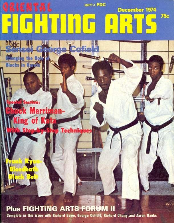 12/74 Oriental Fighting Arts