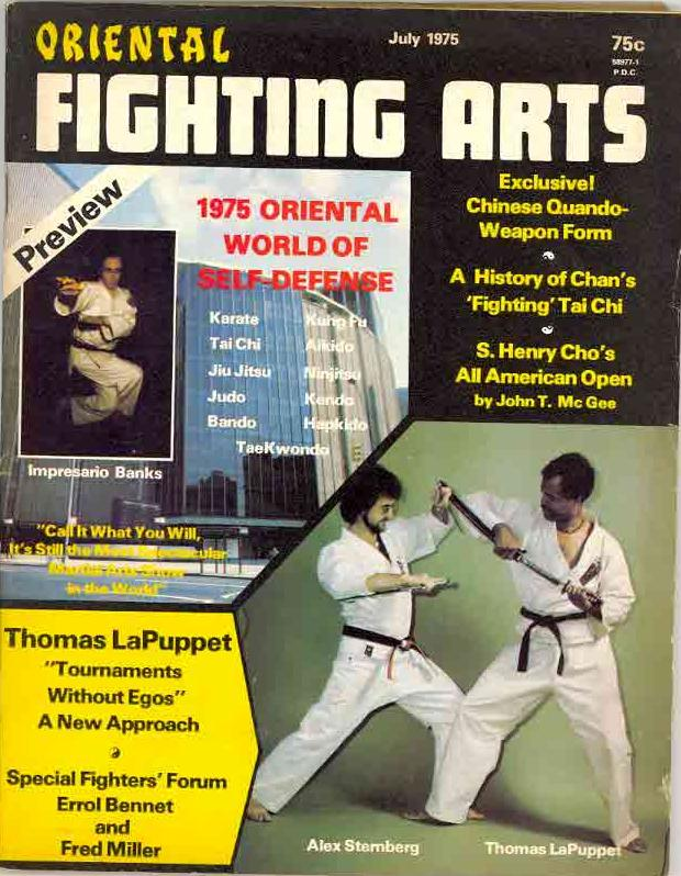 07/75 Oriental Fighting Arts
